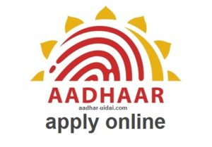 apply aadhar card online